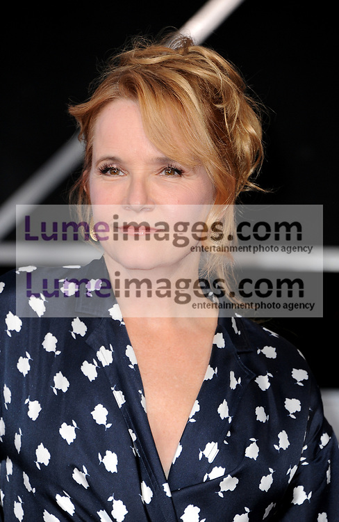 Lea Thompson at the Los Angeles premiere of 'The Irishman' held at the TCL Chinese Theatre in Hollywood, USA on October 24, 2019.