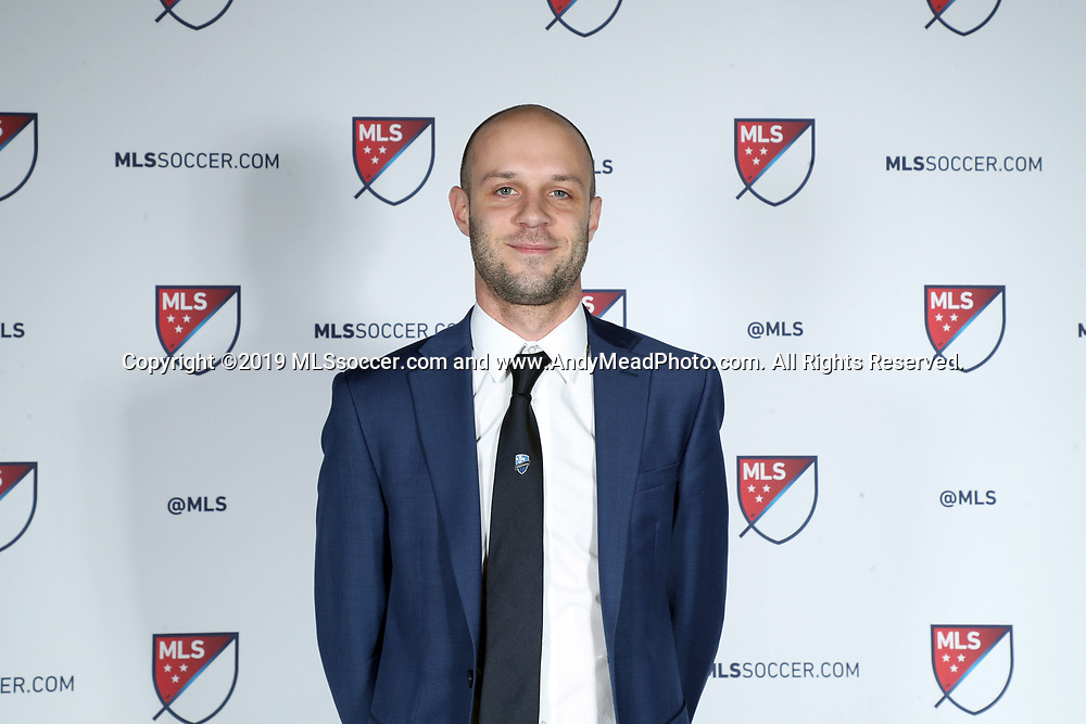 CHICAGO, IL - JANUARY 11: Raphael Larocque-Cyr (Montreal Impact). The MLS SuperDraft 2019 presented by adidas was held on January 11, 2019 at McCormick Place in Chicago, IL.