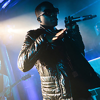 Tinchy Stryder launches his UK tour at Liverpool Academy 2, 2011-11-09