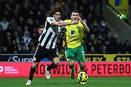 Norwich City v Newcastle United 120113
