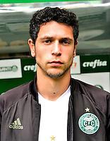 """Brazilian Football League Serie A / <br /> ( Coritiba Foot Ball Club ) - <br /> Icaro Cosmo da Rocha """" Icaro """""""