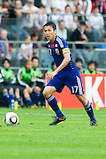Makoto Hasebe (Japan), May 30, 2010 - Football : World Cup South Africa 2010 test match ,  match between Japan 1-2 England  at Libenau stadium, Graz, Austria, (Photo by Enrico Calderoni/AFLO SPORT) [0391]