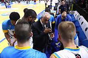 DESCRIZIONE : Cremona Lega A 2015-2016 Vanoli Cremona Dolomiti Energia Trento<br /> GIOCATORE : Cesare Pancotto Coach<br /> SQUADRA : Vanoli Cremona<br /> EVENTO : Campionato Lega A 2015-2016<br /> GARA : Vanoli Cremona Dolomiti Energia Trento<br /> DATA : 11/10/2015<br /> CATEGORIA : Coach Time Out<br /> SPORT : Pallacanestro<br /> AUTORE : Agenzia Ciamillo-Castoria/F.Zovadelli<br /> GALLERIA : Lega Basket A 2015-2016<br /> FOTONOTIZIA : Cremona Campionato Italiano Lega A 2015-16  Vanoli Cremona Dolomiti Energia Trento<br /> PREDEFINITA : <br /> F Zovadelli/Ciamillo