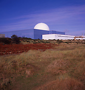 A3AAN0 Sizewell nuclear power station Suffolk England