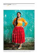 """""""Cholitas Luchadoras"""" Fotodiario Rodrigo Cruz, National Geographic en Español, Mexico, Octubre 2013. Photographs by Rodrigo Cruz."""