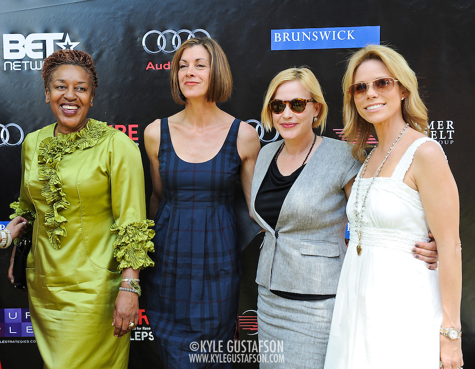 CCH Pounder, Wendy Malick, Patricia Arquette and Cheryl Hines