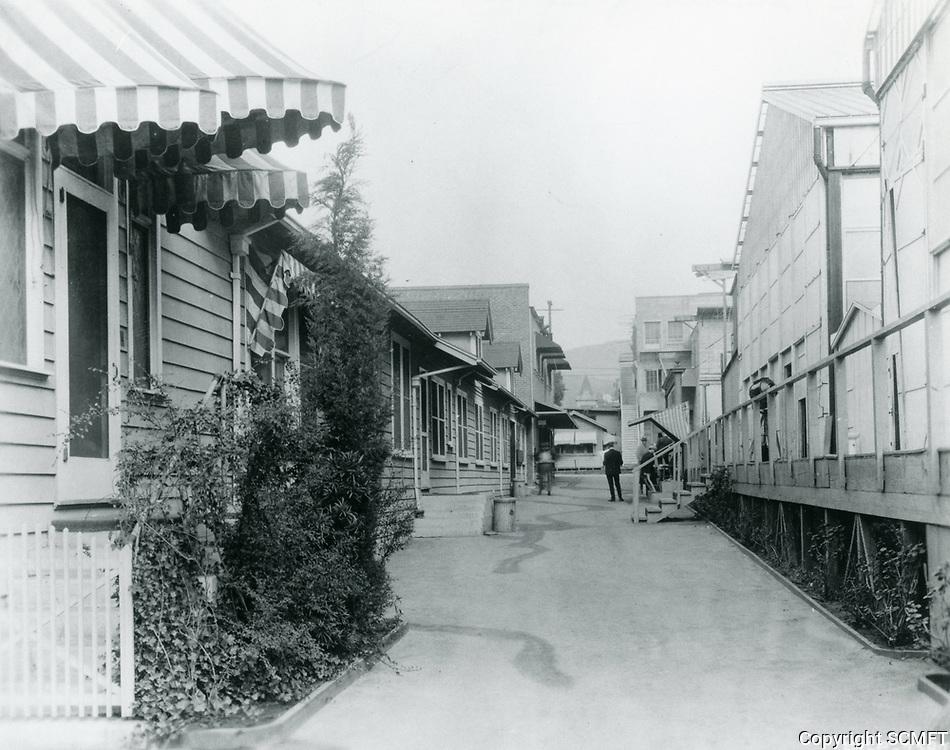 1922 Famous Players Lasky Studios