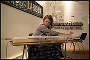 SAM MEECH , Kinetica Art Fair, Truman Building, Brick Lane, London. London. 16 October 2014