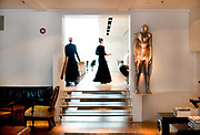 101 hotel is a boutique hotel and a member of Design hotels, situated in the heart of Reykjavik, the capital of Iceland. The luxury design hotel is the creation of owner and designer Ingibjörg S. Pálmadóttir, a graduate from Parsons School of Design in New York. Entrance to the bar and resturant.