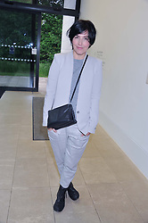 SHARLEEN SPITERI at a private view of work by the late Rory McEwen - The Colours of Reality, held at the Shirley Sherwood Gallery, Kew Gardens, London on 20th May 2013.