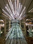 Christmas Tree at The Plaza Hotel, NYC