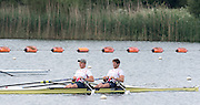 Caversham, Nr Reading, Berkshire.<br /> <br /> GBR M2X. Bow Jonny WALTON and John COLLINS, Olympic Rowing Team Announcement morning training before the Press conference at the RRM. Henley.<br /> <br /> Thursday  09.06.2016<br /> <br /> [Mandatory Credit: Peter SPURRIER/Intersport Images] 09.06.2016,