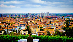 A general view of the city of Bologna, Italy<br /> <br /> (c) Andrew Wilson | Edinburgh Elite media