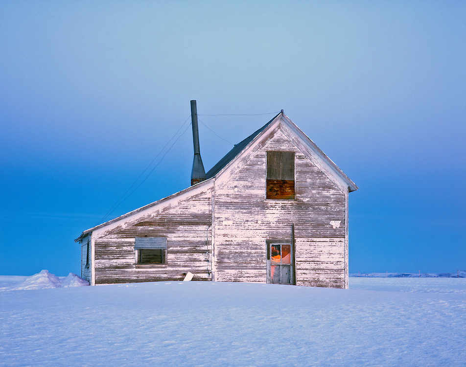 Editions of 17<br /> Camas Homestead in Corral Idaho is gone forever.