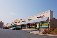 Architectural Photography of Rockville MD Retail Center Edmonston Crossing. by Jeffrey Sauers of Commercial Photographics