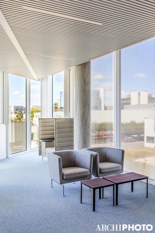 AS.Architecture-Studio • Siège social de Schindler,<br /> Vélizy-Villacoublay