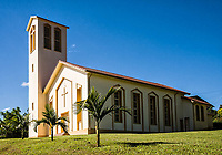 Igreja Luterana. Mondaí, Santa Catarina, Brasil. / <br /> Lutheran Church. Mondaí, Santa Catarina, Brazil.
