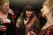 Dawn French, First night party for Smaller  at Floridita, 100 Wardour Street W1 on Tuesday 4 AprilONE TIME USE ONLY - DO NOT ARCHIVE  © Copyright Photograph by Dafydd Jones 66 Stockwell Park Rd. London SW9 0DA Tel 020 7733 0108 www.dafjones.com