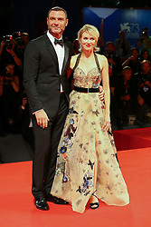 Liev Schreiber, Naomi Watts walking the red carpet for the premiere of the film The Bleeder  as part of the 73rd Venice International Film Festival (Mostra) in Venice, Italy, on September 2, 2016. Photo by Marco Piovanotto/ABACAPRESS.COM  | 561354_025 Venise Venice Italie Italy