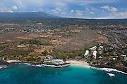 Magic Sands, White Sand Beach, Kailua-Kona, Island of Hawaii