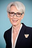 Wendy Sherman Headshot Portrait