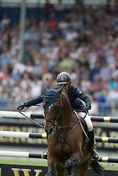Offel Katharina (UKR) - Vivant du Gasset<br /> CHIO Aachen 2012<br /> © Dirk Caremans