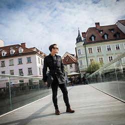 20161114: SLO, People - Blogger Rene Dopler