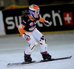 10-10-2010 SNOWBOARDEN: LG FIS WORLDCUP: LANDGRAAF<br /> First World Cup parallel slalom of the season / SAUERBREIJ Marieke NED<br /> ©2010-WWW.FOTOHOOGENDOORN.NL