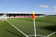 Corner view of ground during the UEFA European Under 17 Championship 2018 match between Israel and Italy at St George's Park National Football Centre, Burton-Upon-Trent, United Kingdom on 10 May 2018. Picture by Mick Haynes.