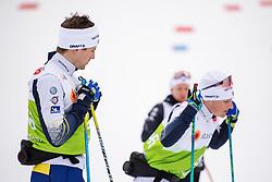 February 22, 2019 - Seefeld In Tirol, AUSTRIA - 190222 Teodor Peterson of Sweden at a cross-country skiing training session during the FIS Nordic World Ski Championships on February 22, 2019 in Seefeld in Tirol..Photo: Joel Marklund / BILDBYRN / kod JM / 87881 (Credit Image: © Joel Marklund/Bildbyran via ZUMA Press)