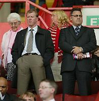 Photo: Aidan Ellis.<br /> Sheffield United v Middlesbrough. The Barclays Premiership. 30/09/2006.<br /> England manager Steve McLaren at Bramall lane