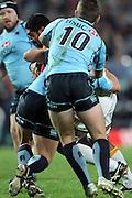 Waratahs v Chiefs. 2013 Investec Super Rugby Season. Allianz Stadium, Sydney. Friday 19 April 2013. Photo: Clay Cross / photosport.co.nz