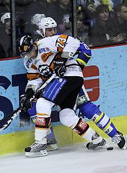 28.02.2010, Dom sportova, Zagreb, CRO, EBEL, KHL Medvescak Zagreb vs Graz 99ers, im Bil. EXPA Pictures © 2010, PhotoCredit: EXPA/ PIXSELL / SPORTIDA PHOTO AGENCY