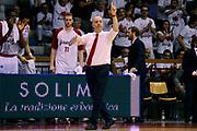 DESCRIZIONE : Reggio Emilia Lega A 2014-15 Grissin Bon Reggio Emilia - Banco di Sardegna Sassari playoff Finale gara 1 <br /> GIOCATORE : Massimiliano Menetti<br /> CATEGORIA : allenatore<br /> SQUADRA : Grissin Bon Reggio Emilia<br /> EVENTO : LegaBasket Serie A Beko 2014/2015<br /> GARA : Grissin Bon Reggio Emilia - Banco di Sardegna Sassari playoff Finale gara 1<br /> DATA : 14/06/2015 <br /> SPORT : Pallacanestro <br /> AUTORE : Agenzia Ciamillo-Castoria /M.Marchi<br /> Galleria : Lega Basket A 2014-2015 <br /> Fotonotizia : Reggio Emilia Lega A 2014-15 Grissin Bon Reggio Emilia - Banco di Sardegna Sassari playoff Finale gara 1<br /> Predefinita :