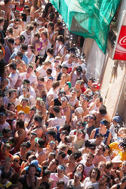 La tomatina 2012: Spain's Tomato Fight Festival