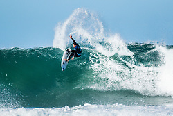 Joel Parkinson (AUS) advances to Round 4 of the 2018 Corona Open J-Bay after winning Heat 1 of Round 3 at Supertubes, Jeffreys Bay, South Africa.