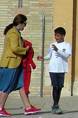 Cristiano Ronaldo Jr. player of his school - 16 April 2018