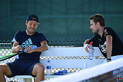 March 9, 2019 - Indian Wells, USA - Lucas Pouille  (Credit Image: © Panoramic via ZUMA Press)