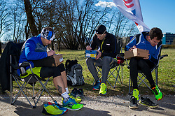 Test of running shoes powerd by Intersport, on March 10th, 2017 in Ljubljana, Slovenia. Photo by Martin Metelko / Sportida