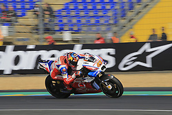 May 18, 2018 - Le Mans, France - 43 JACK MILLER (AUS) ALMA PRAMAC RACING (ITA) DUCATI DESMOCEDICI GP17 (Credit Image: © Panoramic via ZUMA Press)