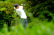 John Hickey (Munster) during final day foursomes at the Interprovincial Championship 2018, Athenry golf club, Galway, Ireland. 31/08/2018.<br /> Picture Fran Caffrey / Golffile.ie<br /> <br /> All photo usage must carry mandatory copyright credit (© Golffile | Fran Caffrey)
