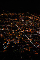 America from the sky. Transcontinental flight from San Francisco to New Jersey. Image taken with a Nikon D3x camera and 50 mm f/1.4 lens <br /> <br /> Michigan