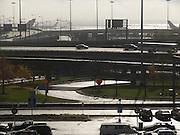 infrastructure at JFK airport New York