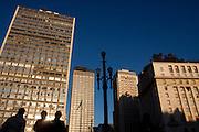 Sao Paulo_SP, Brasil...Viaduto do Cha localizado no Vale do Anhangabau, no centro da cidade de Sao Paulo. ..The viaduct of Cha located in the Vale do Anhangabau, at the center the city of Sao Paulo..Foto: MARCUS DESIMONI / NITRO