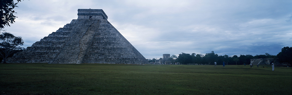 El Castillo at Chichen Itza, Mexico