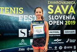 Tenis Fest at Day 9 of ATP Challenger Zavarovalnica Sava Slovenia Open 2019, on August 17, 2019 in Sports centre, Portoroz/Portorose, Slovenia. Photo by Vid Ponikvar / Sportida