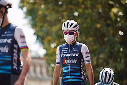 Elisa Longo Borghini (ITA) at Strade Bianche - Elite Women 2020, a 136 km road race starting and finishing in Siena, Italy on August 1, 2020. Photo by Sean Robinson/velofocus.com