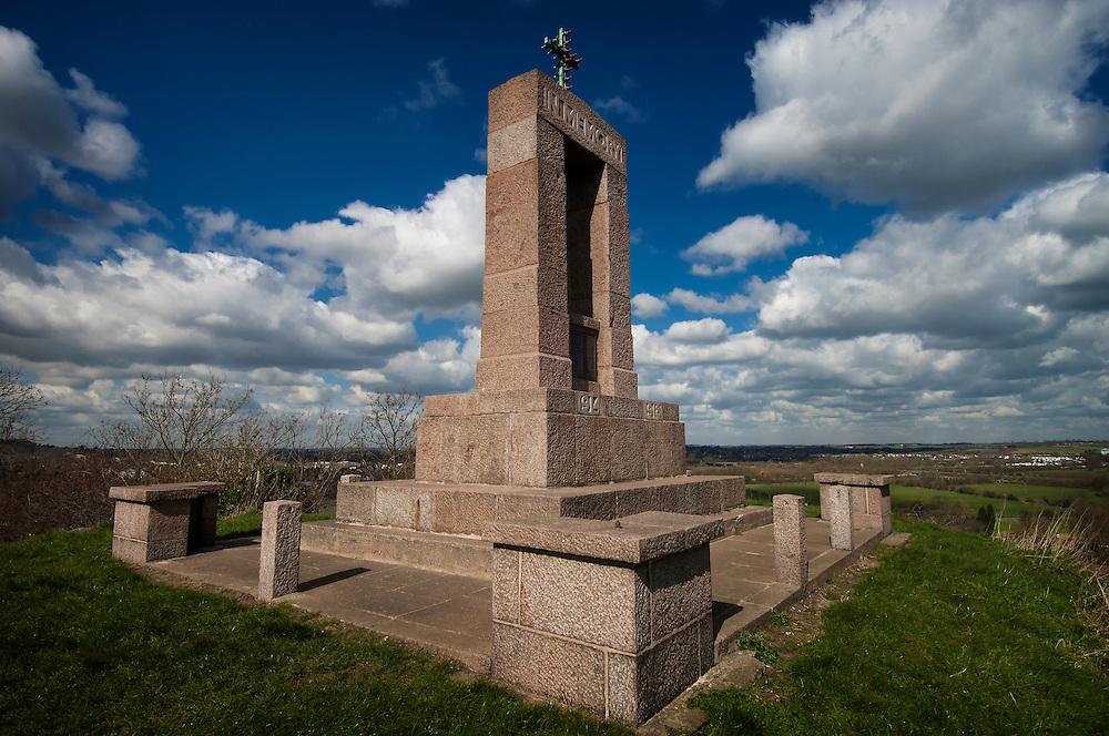 Mountsorrel War Memorial, Mountsorrel, Leicestershire, England, UK.