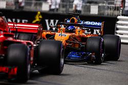 May 24, 2018 - Montecarlo, Monaco - 14 Fernando Alonso from Spain with McLaren Renault MCL33 during the Monaco Formula One Grand Prix  at Monaco on 24th of May, 2018 in Montecarlo, Monaco. (Credit Image: © Xavier Bonilla/NurPhoto via ZUMA Press)