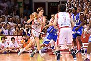 DESCRIZIONE : Campionato 2014/15 Serie A Beko Grissin Bon Reggio Emilia - Dinamo Banco di Sardegna Sassari Finale Playoff Gara7 Scudetto<br /> GIOCATORE : Achille Polonara<br /> CATEGORIA : controcampo penetrazione passaggio<br /> SQUADRA : Grissin Bon Reggio Emilia<br /> EVENTO : Campionato Lega A 2014-2015<br /> GARA : Grissin Bon Reggio Emilia - Dinamo Banco di Sardegna Sassari Finale Playoff Gara7 Scudetto<br /> DATA : 26/06/2015<br /> SPORT : Pallacanestro<br /> AUTORE : Agenzia Ciamillo-Castoria/GiulioCiamillo<br /> GALLERIA : Lega Basket A 2014-2015<br /> FOTONOTIZIA : Grissin Bon Reggio Emilia - Dinamo Banco di Sardegna Sassari Finale Playoff Gara7 Scudetto<br /> PREDEFINITA :